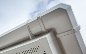 An image showing fascias and soffits