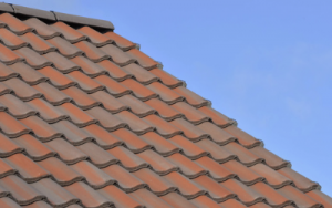 An image of a pitched roof